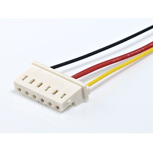 Cable assembly with Molex Micro Blade