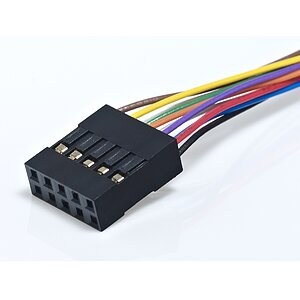 Cable assembly with Molex Milli Grid