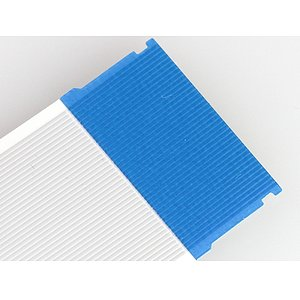 FFC 1.0 mm pitch for 125°C operating temperature